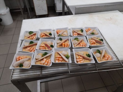 Devis buffet simple d'anniversaire Auterive